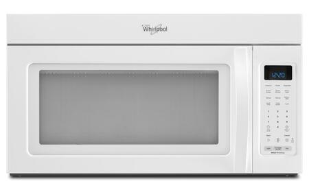 Whirlpool Wmh32519cw 1 9 Cu Ft Over The Range Microwave