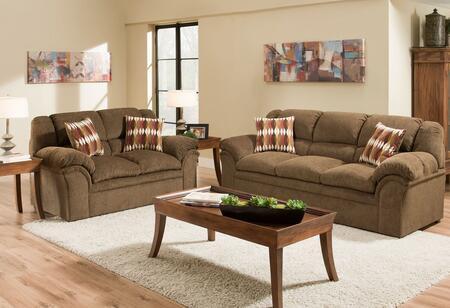 Simmons Upholstery 1720032SL Verona Living Room Sets   Appliances ...