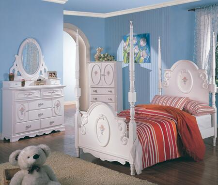 Coaster 400100FSET6 Full Size Bedroom Sets