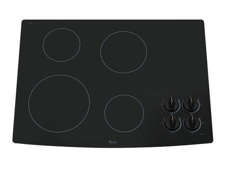 Whirlpool RCC3024RT  Electric Cooktop, in Bisque