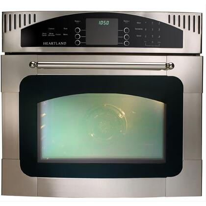 Heartland 9800CD00300  Single Wall Oven , in Red