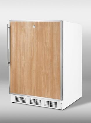 Summit VT65ML7FRADA  Freezer with 3.5 cu. ft. Capacity