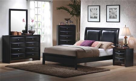 Coaster 200701KESET4 King Bedroom Sets