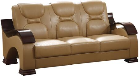 Glory Furniture G481S  Stationary Faux Leather Sofa