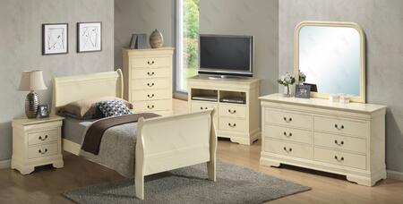 Glory Furniture G3175ATBSET Twin Bedroom Sets