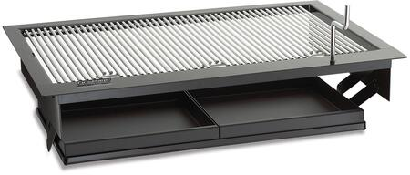 FireMagic 3324 Built-In Charcoal Grill