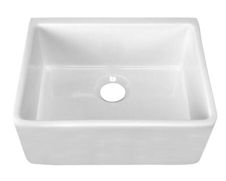 "Barclay FS2 24"" Farmer Single Bowl Sink in"