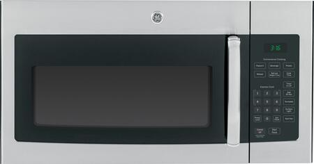 GE JNM3161RFSS 1.6 cu. ft. Over the Range Microwave Oven with 1000 Cooking Watts, in Stainless Steel