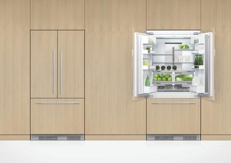Fisher Paykel Rs36a72j1n 36 Inch Integrated Series Panel Ready