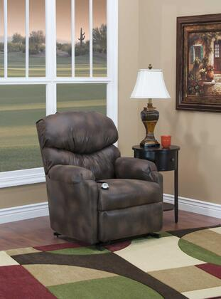 MedLift 5300VS Contemporary Fabric Wood Frame  Recliners