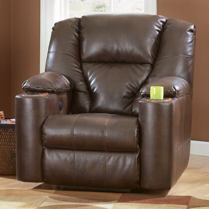 Signature Design by Ashley 7640106 Paramount DuraBlend Series Contemporary DuraBlend Metal Frame  Recliners