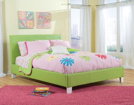 Standard Furniture 60753A Fantasia Series  Twin Size Panel Bed