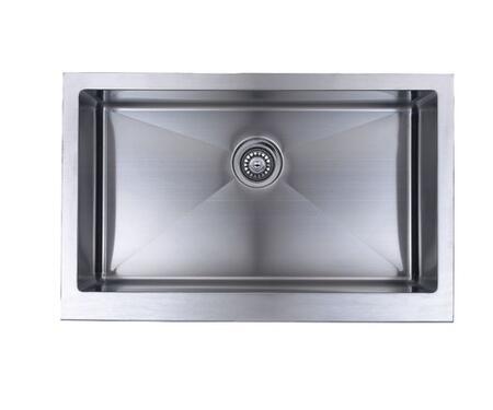 Wells CSU33209AP Kitchen Sink