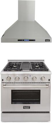 Kucht 721909 Professional Kitchen Appliance Packages