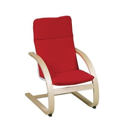 Guidecraft G6434 Woodscape Series Armless  Metal Frame Canvas Rocking Chair