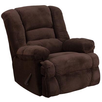 Flash Furniture WM983080 Contemporary Dynasty Microfiber Rocker Recliner