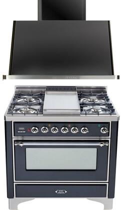 Ilve 720071 Majestic Kitchen Appliance Packages