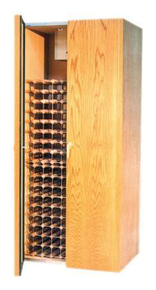 """Vinotemp VINO440TDJB 38"""" Wine Cooler"""
