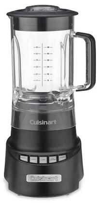 Cuisinart SPB8X Velocity 600 Watt Blender with 48 Oz. BPA free Tritan Plastic Jar, Electronic Touchpad Controls, LED Indicators, Patented Stainless Steel Blade, Sturdy Plastic Base, in