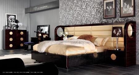 VIG Furniture VGUNAW225180QCMV A & X Tuscany Queen Bedroom S