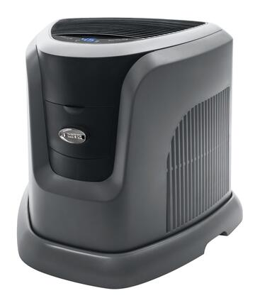 "Essick Air EA120 19"" Console Style Large Home Evaporative Humidifier with Up to 12 Gallons Daily Output, 3.5 Gallon Capacity, Up to 2500 Sq. Ft., and Digital Touch Screen Control Panel in"