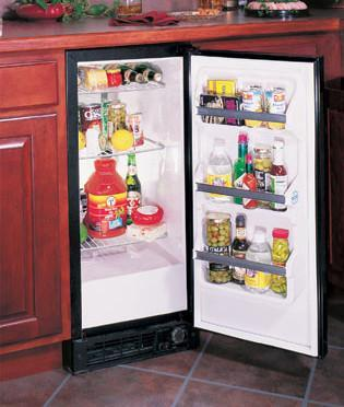Marvel 30ARMSSFL  Compact Refrigerator with 2.90 cu. ft. Capacity in Stainless Steel