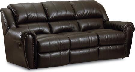 Lane Furniture 21439174597541 Summerlin Series Reclining Leather Sofa