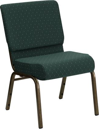 Flash Furniture FDCH02214GVS0808GG  Fabric Metal Frame Accent Chair