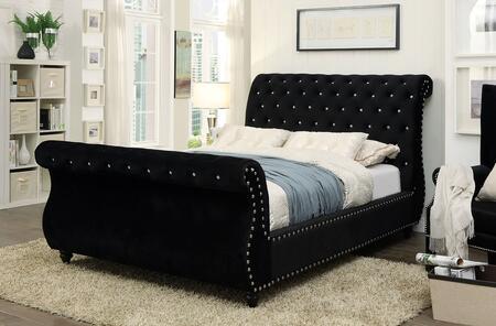 Furniture of America CM7128BKCKBED Noella Series  California King Size Bed