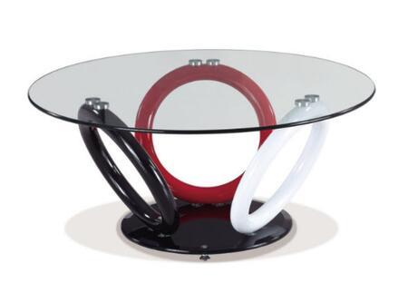 Global Furniture USA E608CT Modern Table