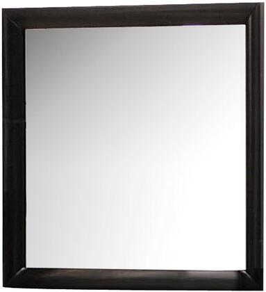 Acme Furniture 04164 Ireland Series Rectangular Portrait Dresser Mirror