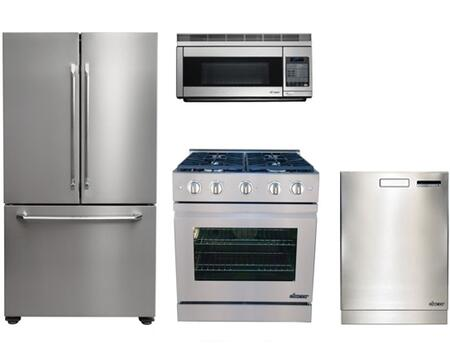 Dacor 716617 Distinctive Kitchen Appliance Packages