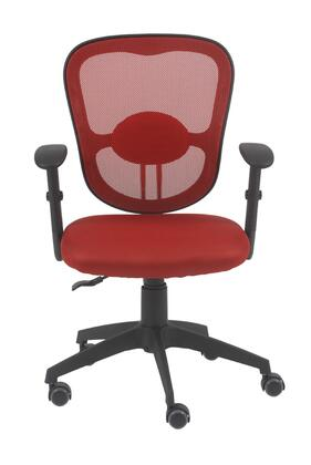 "Euro Style 02751RED 24""  Office Chair"