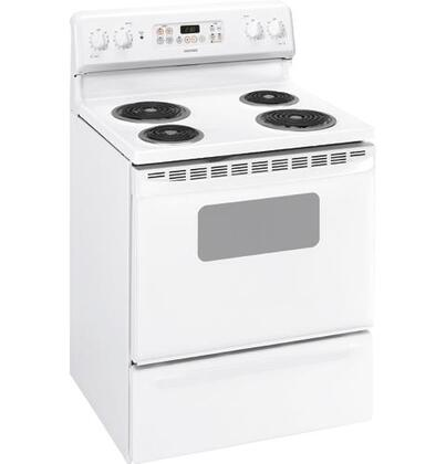 """Hotpoint RB758DPWW 30"""" Electric Freestanding"""
