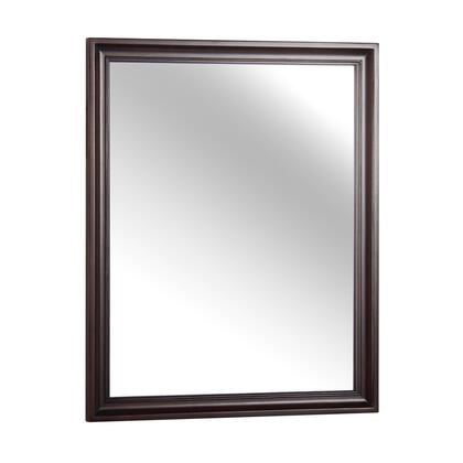 Foremost SHEM2632  Rectangular Portrait Bathroom Mirror