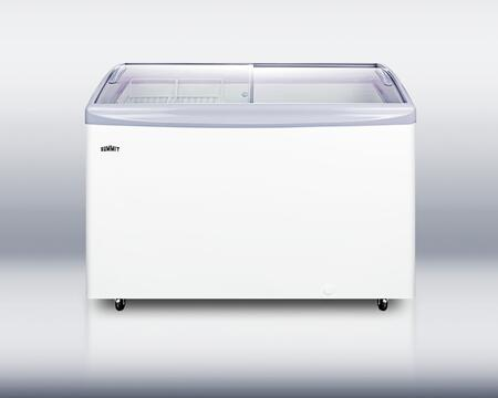 Summit SCF1495S  Chest Freezer with 12.2 cu. ft. Capacity in White