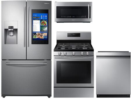 Samsung 757407 Kitchen Appliance Packages