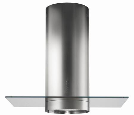 Futuro Futuro ISxJUPITER Jupiter Series Range Hood with 940 CFM, 4-Speed Electronic Controls, Delayed Shut-Off, Filter Cleaning Reminder, and in Stainless Steel