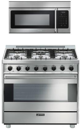 Smeg 714833 Classic Kitchen Appliance Packages