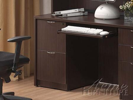 "Acme Furniture 04330 24"" Transitional File Cabinet"