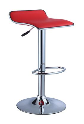Powell 208847 Miscellaneous Bars & Game Room Series PU Upholstered Bar Stool