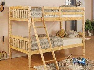 Acme Furniture 00514W Susana Series  BunkBed Bed