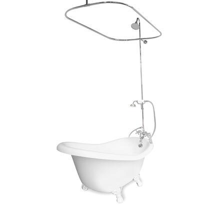 American Bath Factory T010CWH
