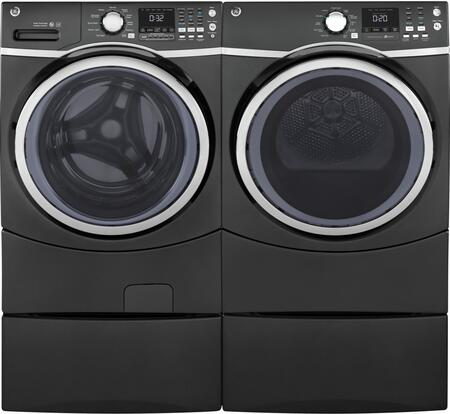 GE 723735 Washer and Dryer Combos