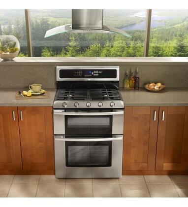 Whirlpool Ggg390lxq Gold Series 30 Inch Gas Freestanding