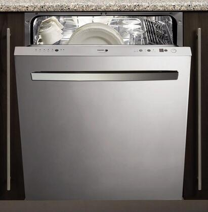 "Fagor LFA086XLIT 24"" Built-In Dishwasher"