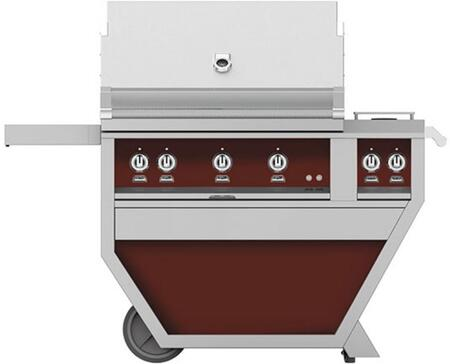 Hestan GMBR36CX2NGBG Front View