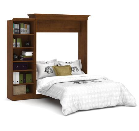Bestar Furniture 40880 Versatile by Bestar 115'' Queen Wall bed kit