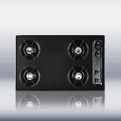 Summit TTL05P  Gas Open Style Cooktop