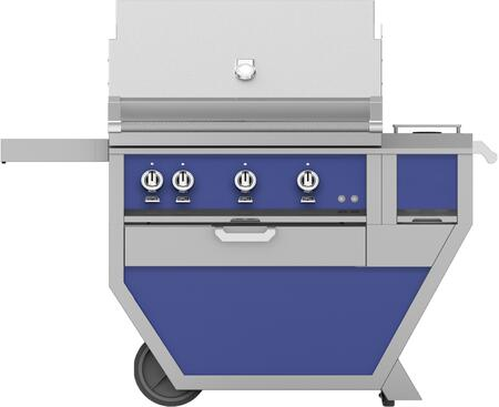 54 in. Deluxe Grill with Worktop   Prince